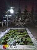 防水統合されたLEDのSolar Energy庭の壁の芝生のホーム照明
