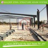 Пакгауз мастерской стальной структуры проекта Катара