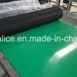 Feuille en caoutchouc de silicones de diverse couleur