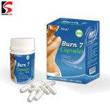 Gravar 7 pílula de dieta de perda de peso à base de plantas