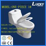 Планка туалета Siphonic цельная керамическая
