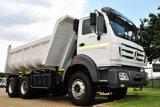 Beiben de Vrachtwagen van de Stortplaats van de Capaciteit van 60 Ton