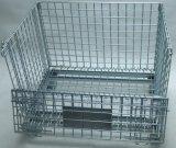 La jaula del acoplamiento de alambre/jaula del almacenaje