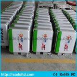 잘 고정된 빠는 가벼운 상자 플라스틱 가벼운 상자 간판