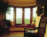 Залив алюминиевого сплава & окно смычка для селитебного здания, окно столовой/кухни прочное красивейшее