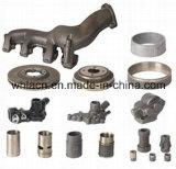 ステンレス鋼の投資鋳造(無くなったワックスの鋳造)を機械で造る精密CNC