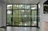 商業および住宅のフランス様式の折る鉄のドアデザイン