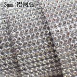 Crystal Hot Fix Auto-adhésif strass Net Mesh Sheet for Bag