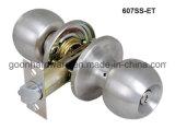 De Tubulaire Knop Lockset van het Slot van de deur - 607