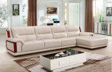 Софа Китая высокого качества, домашняя мебель, живущий софа комнаты (603)
