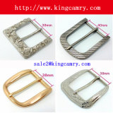 Alliage / Acier inoxydable Man's Belt Buckle Western Buckle Belt Pin Buckle