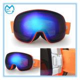Поляризовыванные рабатом солнечные очки сноубординга продуктов катания на лыжах зазора