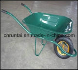 Wheelbarrow de jardinagem do carro da ferramenta da roda do ar