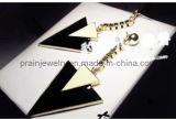 Triángulo de moda joyas chapado en oro /exagerado de aleación de imitación Bisutería pendientes chapado en oro chapado en oro Gold (PE-031)