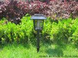 Lampe UV actionnée solaire de Repller de jardin de DEL Bugzapper (RS501)