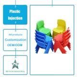 Produits de moulage par injection plastique personnalisé de meubles en plastique plié président