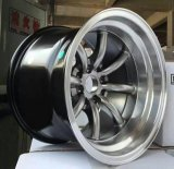 A liga nova do projeto roda bordas