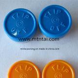 Blue Cap 13 mm de tapones de botellas