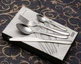 Ensemble de coutellerie en acier inoxydable à couteau à couteaux pour table (C014)
