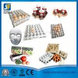 A caixa e o papel Waste recicl a bandeja do ovo que faz a máquina para fazer bandejas do ovo