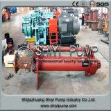 Pompe à soupe verticale à égouttoir centrifugé doublé en métal pour traitement de l'eau