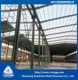 Almacén prefabricado constructivo de la estructura de acero de China