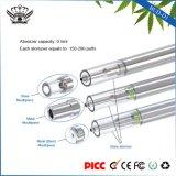 Sigaretta elettronica a gettare di ceramica Vaper del serbatoio di vetro della bobina 0.5ml del vaporizzatore spesso dell'olio Bud-D1