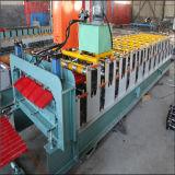 Sell quente de Dx 840/850 de camada dobro do telhado e da parede que dá forma à máquina