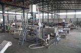 Máquina de produção de alimentos para cães contínua de grande saída