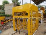 máquina de fabrico de blocos de betão4-15 Qt
