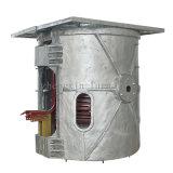 Un'induzione elettrica per media frequenza di 5 tonnellate che fonde Furnance