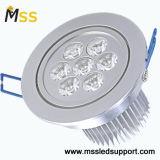 Luz de techo de DL1W7 LED Downlight/LED