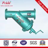 Sistema automático de filtro de agua Brushaway para tratamiento de agua industrial