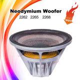 het Woofer van de Spreker van het Neodymium van de Serie van de Lijn 2262HPL 12 ''