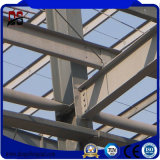 Полуфабрикат здание стальной структуры для пристани (Q235)