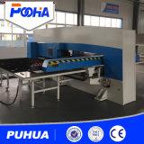 Tipo de assistência eléctrica Máquina de perfuração CNC com índice automático