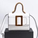 2017 de MiddenRiem van de Handtas van het Leer van de Koe van het Ontwerp van de Manier Dame Elegant Shoulder Bag Emg5186