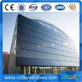 Aluminiumrahmen-Glaszwischenwand-Preis
