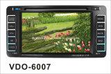 Double lecteur de DVD de voiture de DIN (VDO-6007)