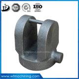 Customized/OEM de Hete Gesmede AutoDelen van het Roestvrij staal met CNC het Machinaal bewerken