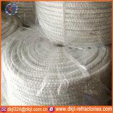 Garniture réfractaire de corde de fibre en céramique de grand dos de prix usine