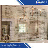 أثر قديم مرآة, زجاج زخرفيّة, فنية مرآة