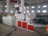 Plastique PVC Wood WPC Crust / Celuka Foamed Board Extrusion Machine