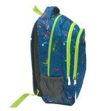 Nuevo bolso del recorrido del deporte de la llegada diseñado yendo de excursión el bolso suave ocasional del morral de la escuela