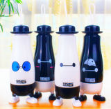 Precio de fábrica creativo Diseño Deporte de cristal botella de agua del regalo de la taza