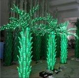 18 Yaye верхней части продавать Ce и светодиодный индикатор утверждения RoHS Palm Tree, для использования вне помещений LED Palm Tree для сада декоративные