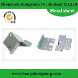Governo elettrico di alluminio personalizzato della casella di allegato della lamiera sottile per elettronica
