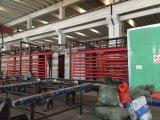 消火活動のための溝がある端が付いているUL FM ASTMの赤によって塗られる溶接された鋼管