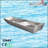 13FT flacher Bogen-kleines Aluminiumfischerboot