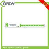 Wristbands di identificazione dell'ospedale del Wristband del PVC RFID di stampa